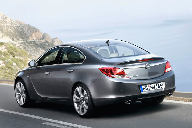 Аренда Opel Insignia Automatic
